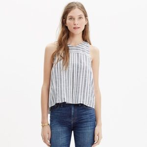 Madewell Trapeze Crop Tank